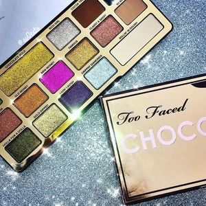 💰Too Faced Chocolate Gold Palette